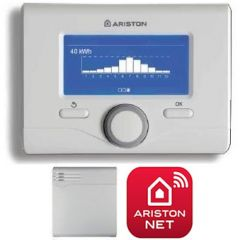 Ariston Net Wifi + Sensys Internet Programmable Room Thermostat 3318991