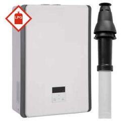 Rinnai 11i Multipoint LPG Gas Water Heater including Vertical Flue Kit * LPG GAS *