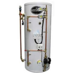 Telford Tempest 150 Litre Unvented Indirect Pre Plumbed Cylinder