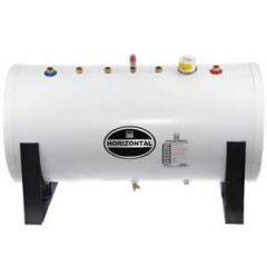 Telford Tempest 125 Litre Unvented Horizontal Indirect Cylinder