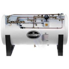 Telford Tempest 200 Litre Unvented Indirect Horizontal Pre Plumbed Cylinder