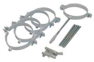 Vaillant Flue Support Clips ( Pack of 5 ) 303821