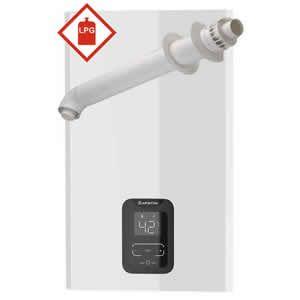 Ariston NEXT EVO X 11L LPG Gas Water Heater 3632535 including Horizontal Flue Kit 3318000 * LPG GAS *