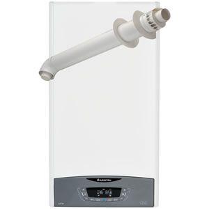 Ariston Clas ONE 24 Combi Boiler 3301043 (8 Year Warranty) with Horizontal Flue Kit 3318073