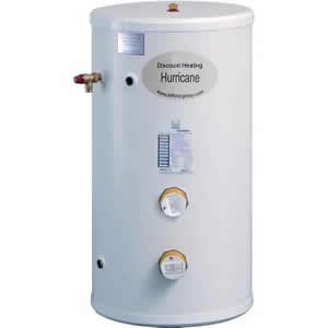 Telford Hurricane 125 Litre Unvented DIRECT Cylinder
