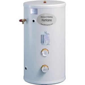 Telford Hurricane 150 Litre Unvented DIRECT Cylinder