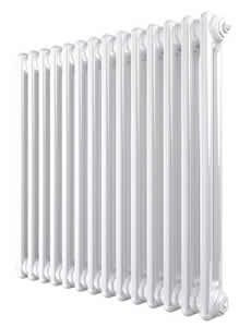 Classic Vertical 2 Column Radiator 1800mm High x 372mm Wide