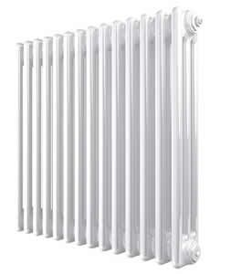 Classic Vertical 3 Column Radiator 1800mm High x 465mm Wide