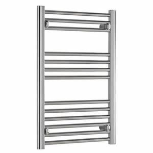 Ecorad Chrome Straight Towel Rail 1500mm High x 500mm Wide