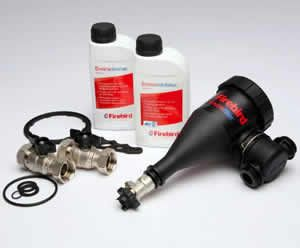 Firebird Envirofilter Magnetic Water Filter and Chemical Pack
