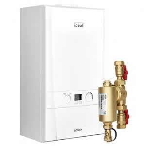 Ideal Logic Max 35 Combi Boiler 218874