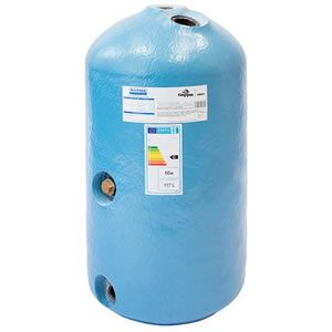 Kingspan 1200 x 450 Vented G3 DIRECT Copper Cylinder 162 Litres