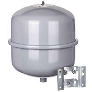 Reflex 25 litre Heating Expansion Vessel including Bracket ( HVB25C )