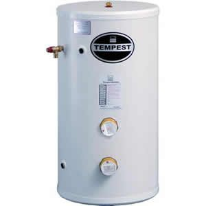 Telford Tempest 125 Litre Unvented DIRECT Cylinder