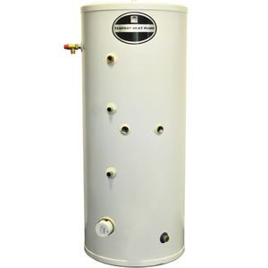 Telford Tempest 300 Litre Unvented Indirect Heat Pump Cylinder
