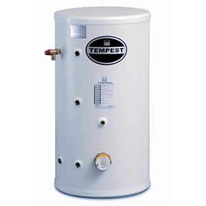 Telford Tempest 125 Litre Unvented Indirect Cylinder