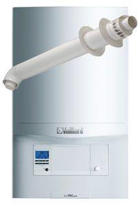 Vaillant Ecotec Pro 24 Combi Boiler 0010021836 with Horizontal Flue Kit 0020219517