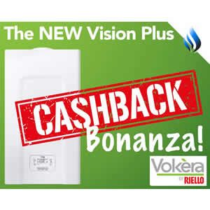 Vokera Vision Plus Installer Promotion