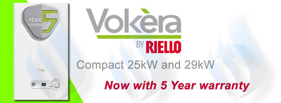 Vokera Compact Banner